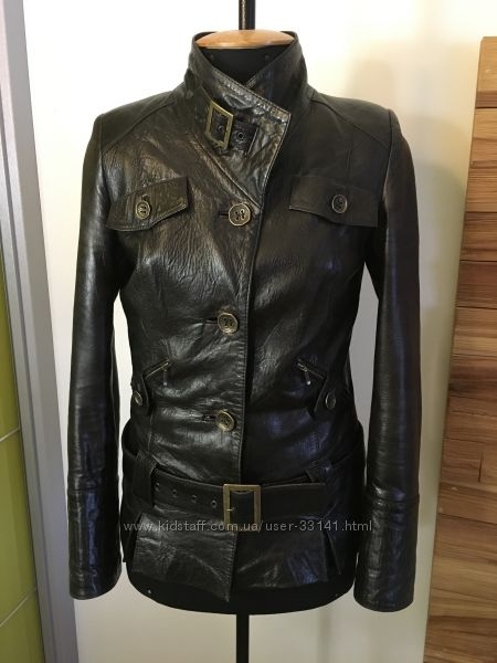 Стильная кожаная куртка Gavaricci р. S