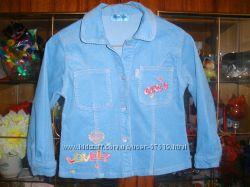 Вельветовая рубашка 8 лет, Mono Star, нарядная