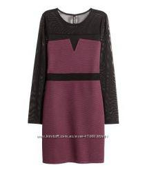 платье H&M 36 размер