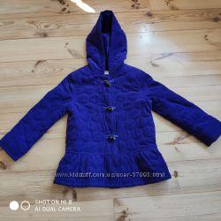 Куртка-пальтишко Джимбории на 5-6 лет