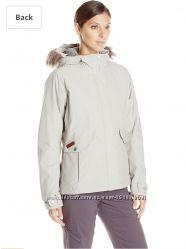 Демикуртка columbia , размер xs, но большемерит