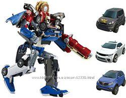 Робот-трансформер Тритан, звук и свет  - Tobot Young Toys 301007