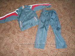 Болоневый спортивный костюм 128р