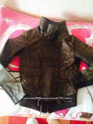 Кожаная куртка Victorias secret
