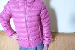 Куртка NEXT НЕКСТ новая осень-весна на девочку размер 7 лет
