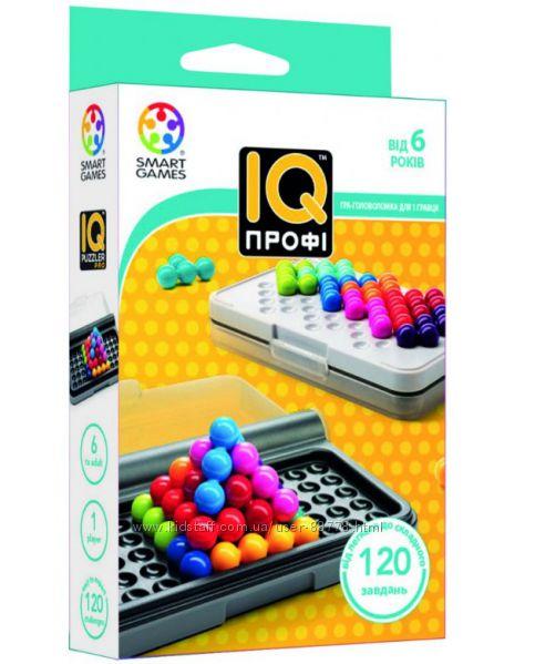 IQ игры для детей Smart Games. IQ Профи. IQ Спутник гения SG 455 UKR