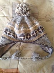 Отличная шапочка на флисе в идеальном состоянии