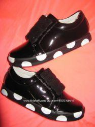 Стильные школьные туфли для девочки, 30, 31, 32, 33