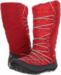 Новые зимние сапожки для женщины Columbia 37 размер 24-24, 5см