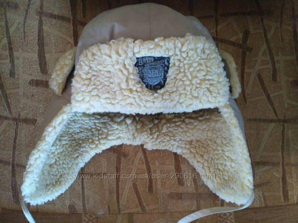 Зимние шапки для мальчика