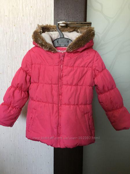 Зимняя курточка Mothercare р. 98