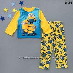 Флисовая пижама Minions для мальчика