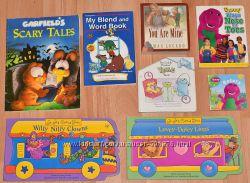 Детские книги на английском языке 8 шт.