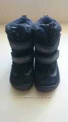 Теплые ботиночки Ecco, в идеальном состоянии