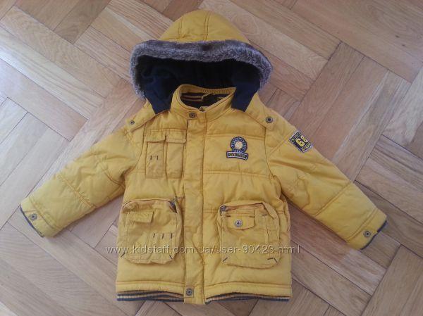 Куртка Next, размер 2-3 года