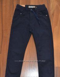 Школа . Утеплённые штаны на флисе для мальчиков 122-152р. Венгрия