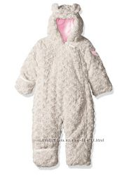 суперкачество оригинал США меховой комбинезон медвежонок девочка 6 месяцев