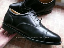 туфли кожаные Marks & Spencer длина по стельке 30, 5 см