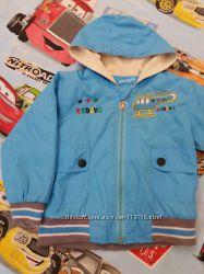 Демисезонная курточка ветровка