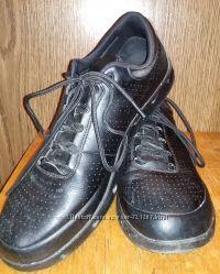 Ботинки-кроссовки-туфли аля ECCO. Размер 43, на стельку 27см.