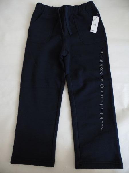 Спортивные штаны с начесом для мальчика 5-6 лет Old Navy