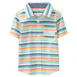 Рубашка для мальчика 4-5 лет Crazy8
