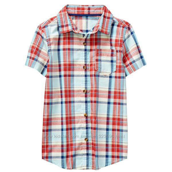 Рубашка для мальчика 10-12 лет Crazy8