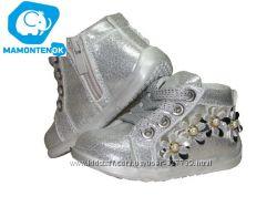 Демисезонные ботинки Clibee, Р-203, р 18-23