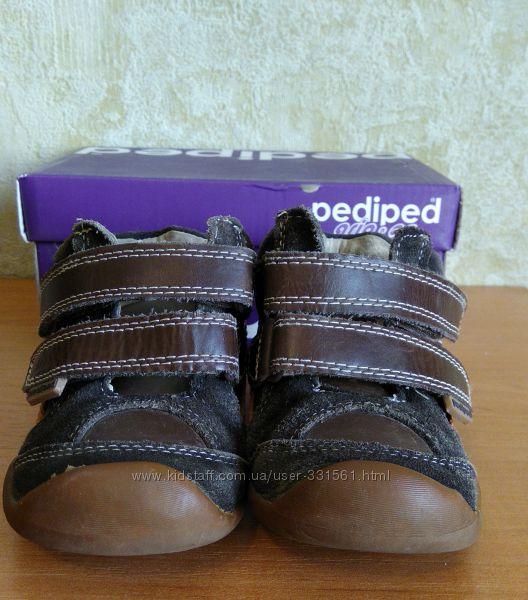 Ботинки Pediped, Jamie, 23 размер