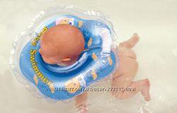 Круг на шею для купания плавания младенцев BabySwimmer