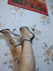 Стильные ботинки, ботильоны копия бренда