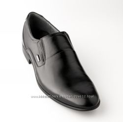 Классические модельные кожаные туфли LEMAR, Польша