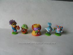 продам игрушки из чупа чупсов