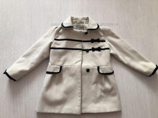 Пальто Next школьное
