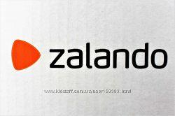 Покупки на Zalando Англия, Германия