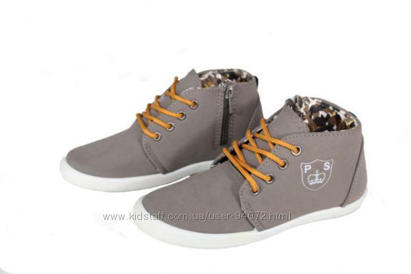 LUPILU Классные ботиночки демисезон размер 29 19, 2 см по стельке в наличии