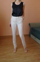 Пастельные брюки со стрелками классика