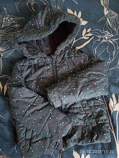 Куртка для дівчинки 5 років Gymboree