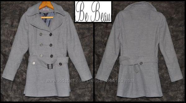 укороченное женское пальтоBe Beau, утеплённое