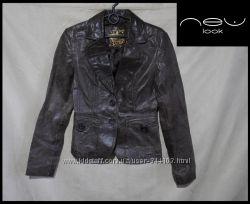 Женская кожаная курткаNew Look, S - 44 - 38 - 10