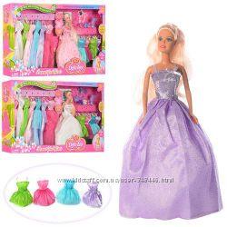 Кукла Defa типа барби 8027 принцесса дефа люси три вида с аксессуарами