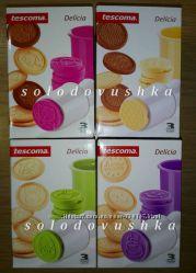 Печать для печенья Tescoma Delicia - пасхальные, детские формы, узоры -