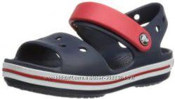 Босоножки Crocs Crocband, 24-35 евро плюс подарок