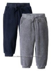 Флисовые теплые штаны