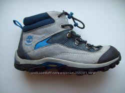 Кожаные ботинки Timberland Waterproof р. 29, стелька 18, 8 см