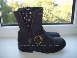 Демисезонные ботинки Superfit с мембраной Gore-Tex р. 29, стелька 19, 3 см