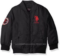 куртка U. S. Polo Assn утеплённая осенняя