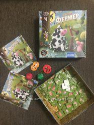 Настольная семейная игра Супер Фермер