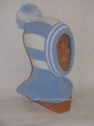Шапка шлем зимняя в любом цвете и размере