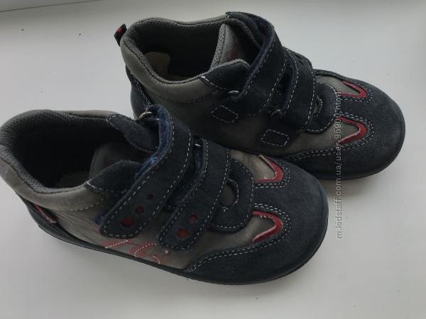 Туфли ботинки  Primigi  Италия кожаные